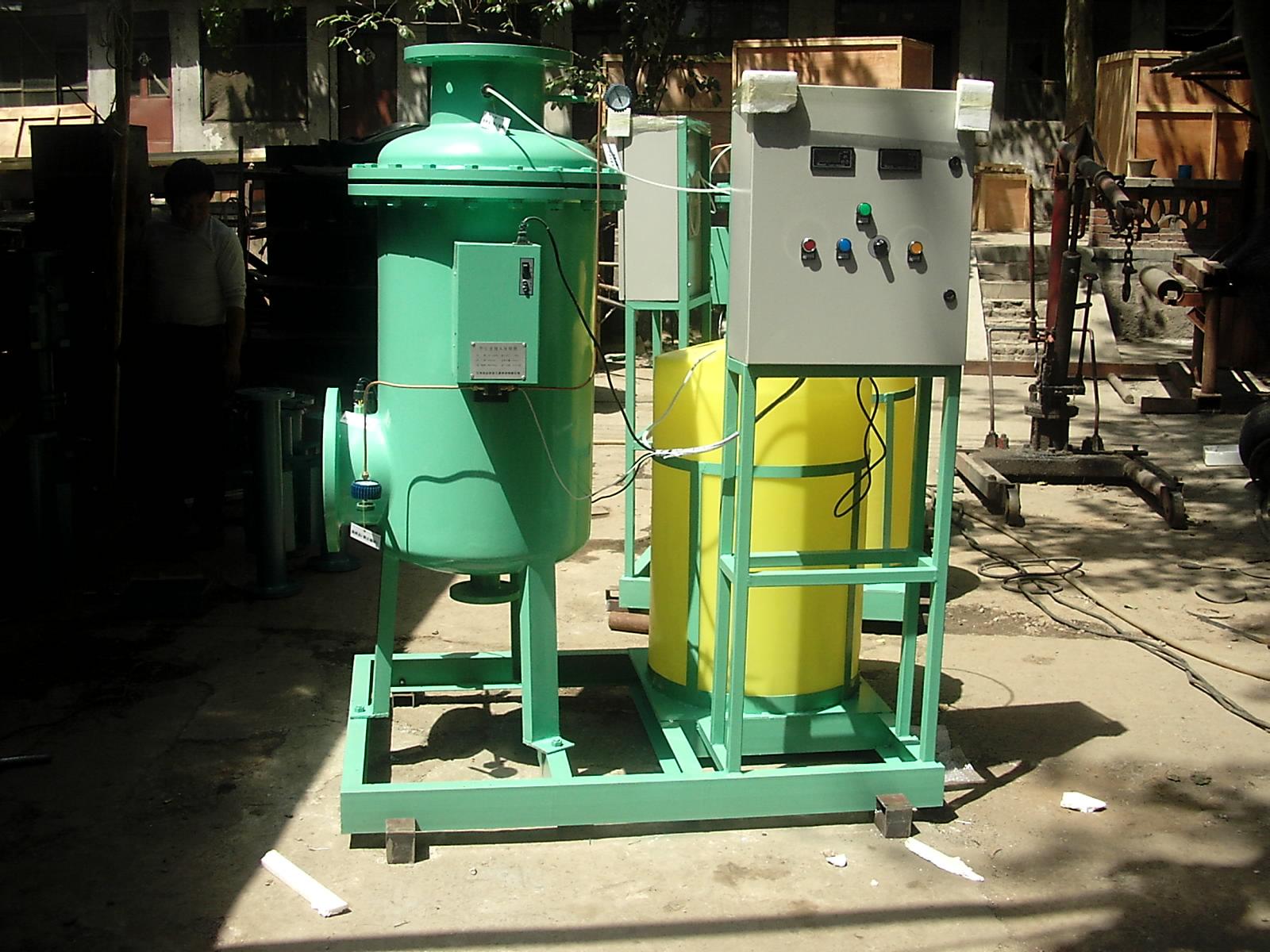 物化全程综合水水处理器